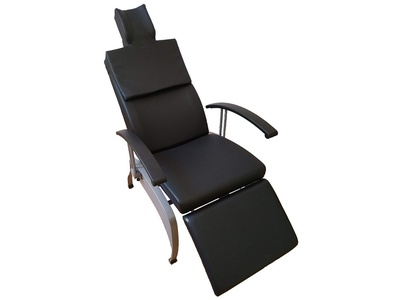 Comfortable rTMS treatment chair